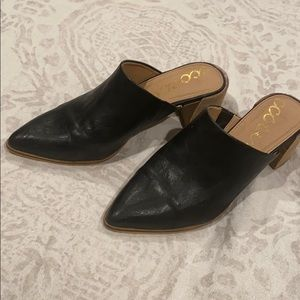 Vici Collection Ccocci Black Mules